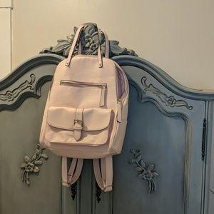 No Boundaries Light Pink Backpack